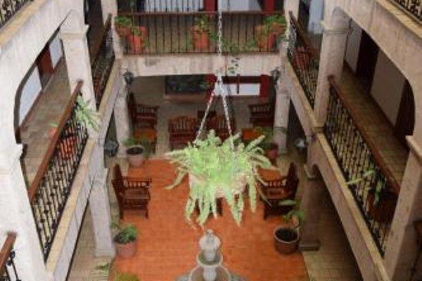 Hotel Don Quijote Plaza - 19