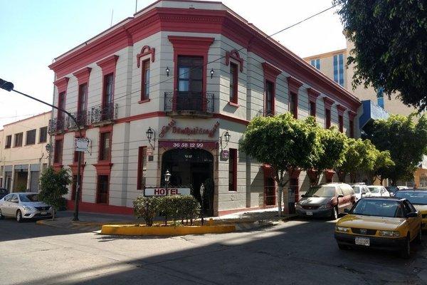 Hotel Don Quijote Plaza - 22