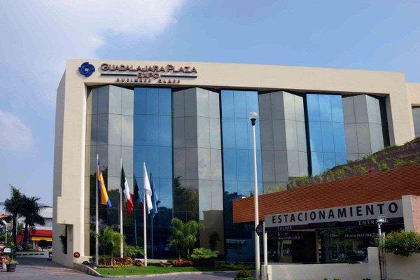 Hotel Guadalajara Plaza Expo - 22