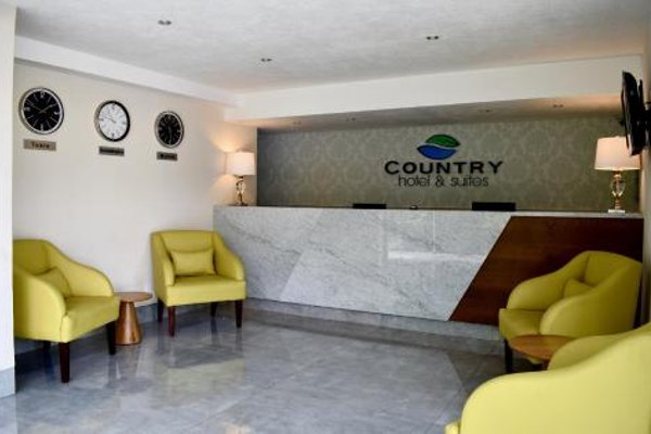Country Hotel & Suites - фото 7