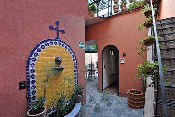 Hotelito de las Colonias - фото 4