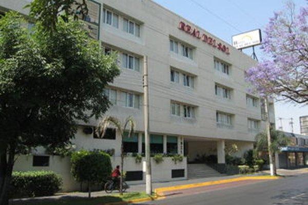 Real del Sol Hotel - 21