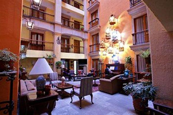 Santiago De Compostela Hotel - фото 13