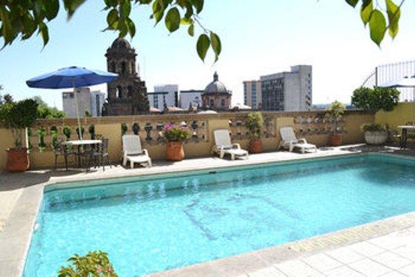 Santiago De Compostela Hotel - фото 20
