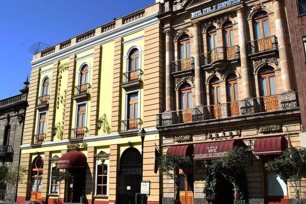 Santiago De Compostela Hotel - фото 22