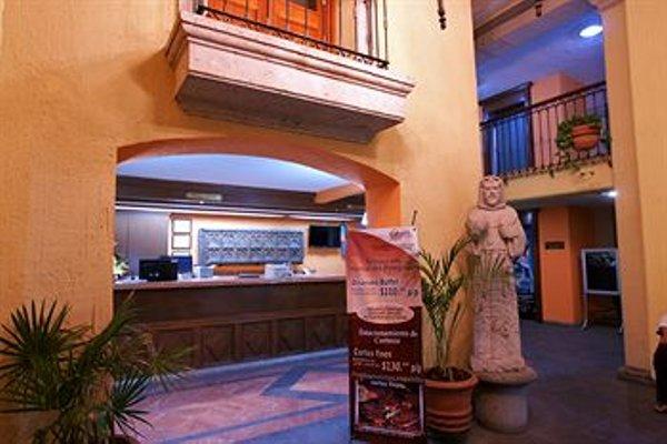 Santiago De Compostela Hotel - фото 7