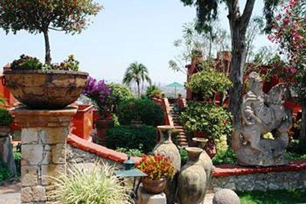 Villa San Jose Hotel & Suites - фото 17
