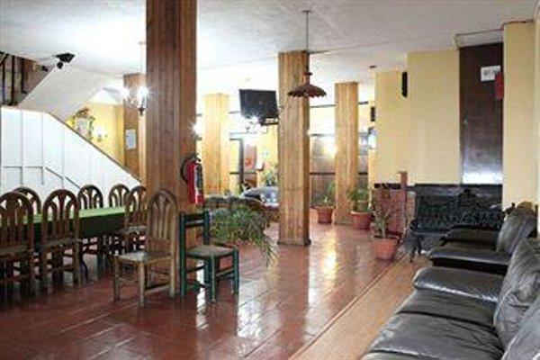 Hotel Plaza Morelia - фото 16