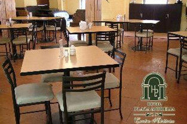 Hotel Plaza Morelia - фото 18