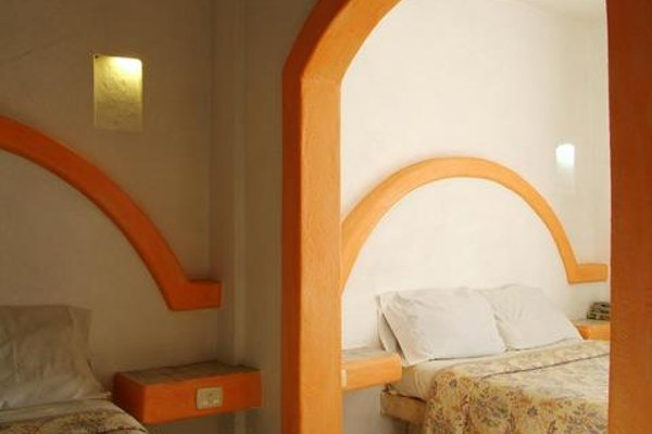 Hotel Plaza Morelia - фото 20