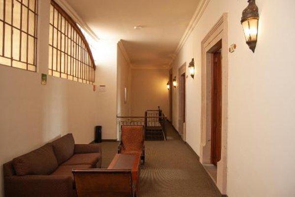 Hotel Casino Morelia - фото 13