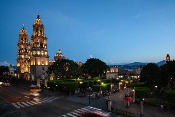 Hotel Casino Morelia - фото 23