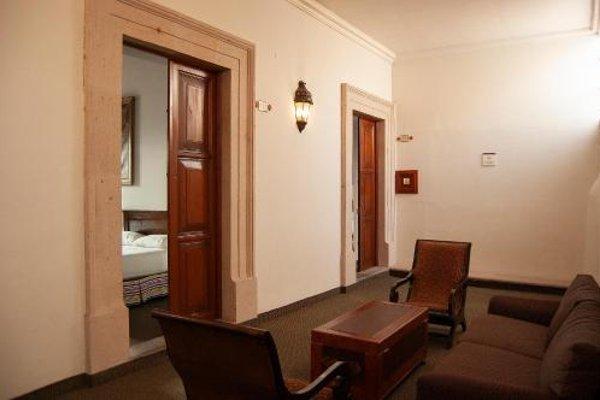 Hotel Casino Morelia - фото 9