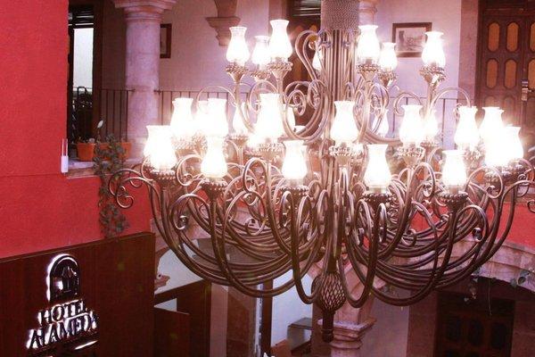 Hotel Alameda Centro Historico - фото 10