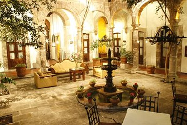Hotel Alameda Centro Historico - фото 11