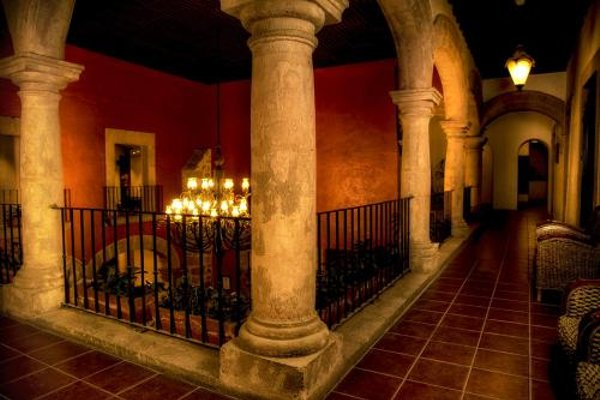 Hotel Alameda Centro Historico - фото 17