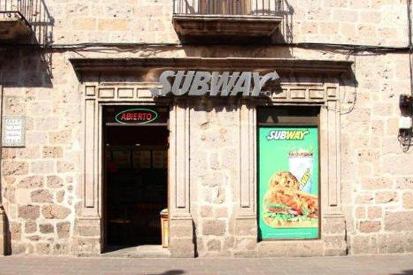 Hotel Alameda Centro Historico - фото 21