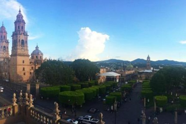 Hotel Alameda Centro Historico - фото 22