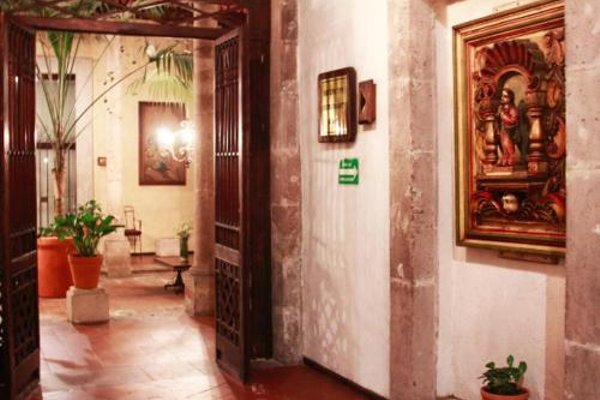 Hotel Alameda Centro Historico - фото 3