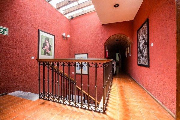 Hotel Portico Cultural - 14