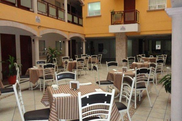 Hotel Real Madero - фото 10