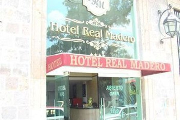 Hotel Real Madero - фото 19