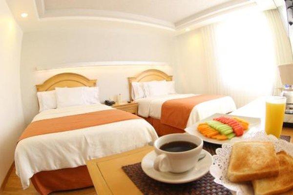 Hotel Horizon Morelia - фото 50