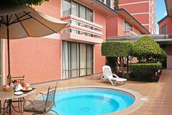 Hotel Horizon Morelia - фото 20