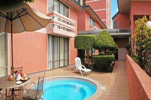 Hotel Horizon Morelia - фото 21