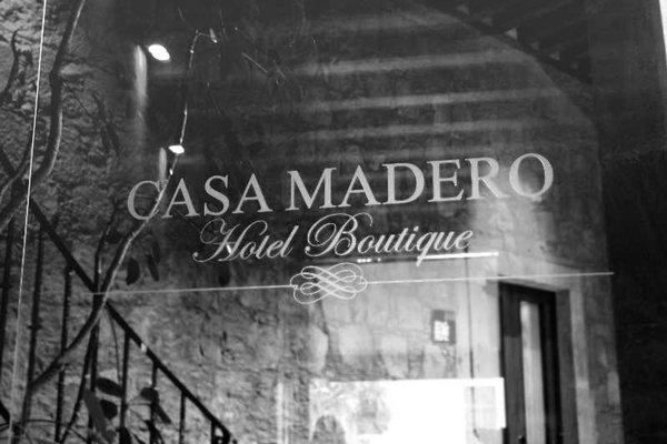 Hotel Boutique Casa Madero - фото 13