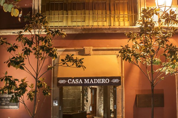 Hotel Boutique Casa Madero - фото 14