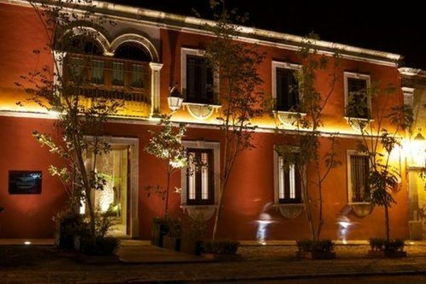 Hotel Boutique Casa Madero - фото 22