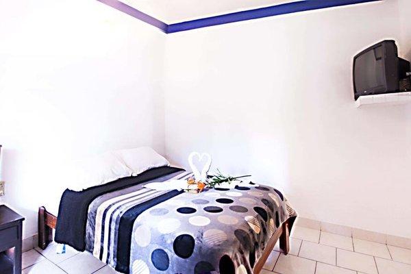 Hotel y Hostel Allende - фото 50