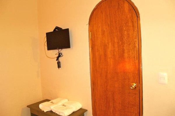 Hotel y Hostel Allende - фото 11