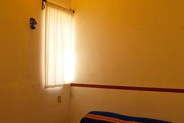 Hotel y Hostel Allende - фото 12