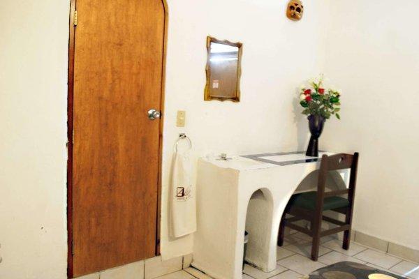 Hotel y Hostel Allende - фото 13