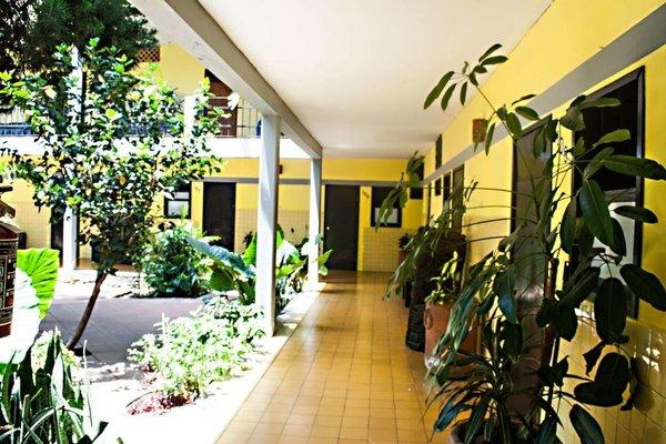 Hotel y Hostel Allende - фото 18