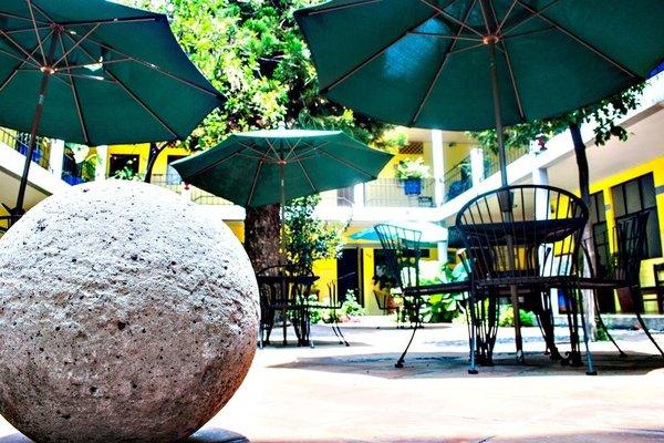 Hotel y Hostel Allende - фото 21