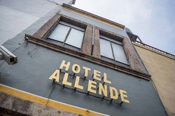 Hotel y Hostel Allende - фото 22