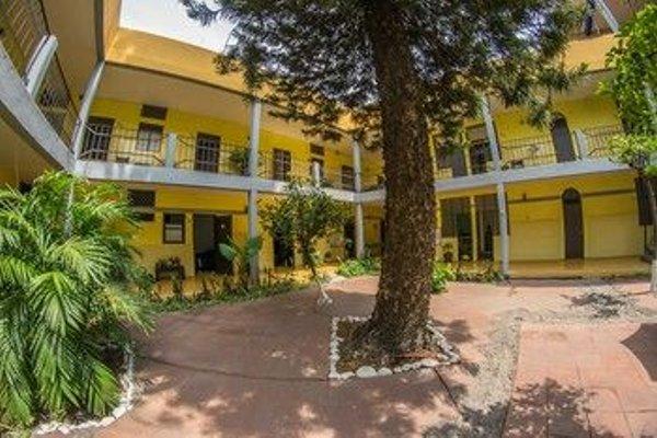 Hotel y Hostel Allende - фото 23