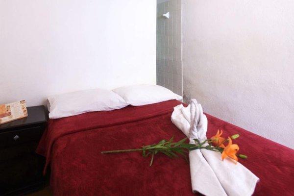 Hotel y Hostel Allende - фото 3