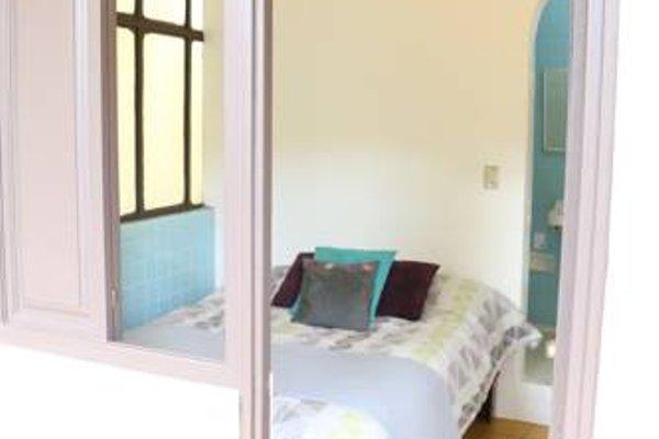 Hotel y Hostel Allende - фото 4