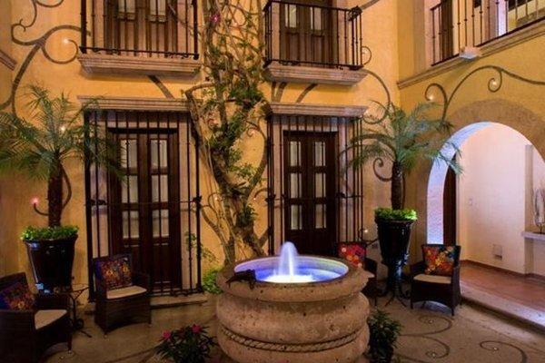 Hotel De La Soledad - фото 21