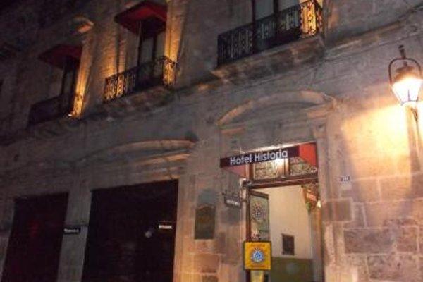 Hotel Historia - фото 23