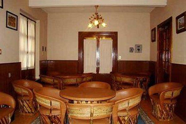 Hotel Estefania - фото 12