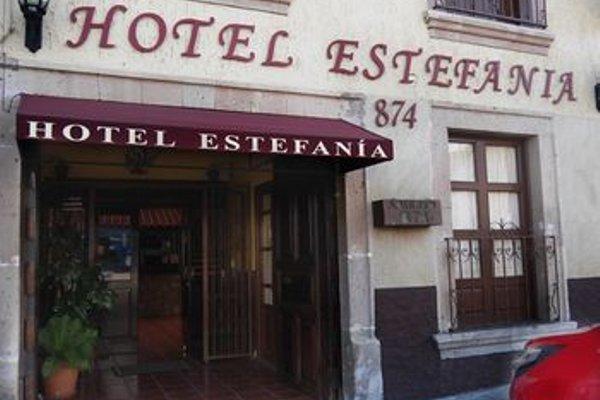 Hotel Estefania - фото 20