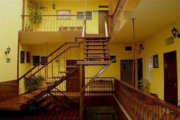 Hotel Estefania - фото 21