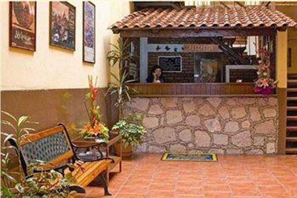 Hotel Estefania - фото 22