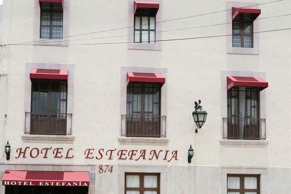 Hotel Estefania - фото 23
