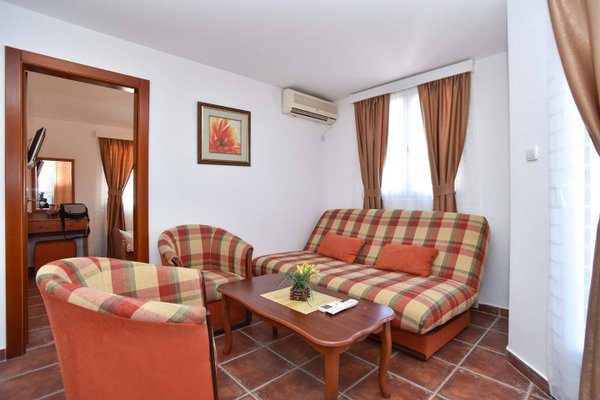 Hotel Tatjana (корпус A) - фото 5